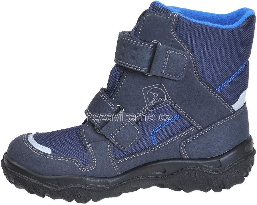 Dětské zimní boty Superfit 1-00044-81  ec40da7472