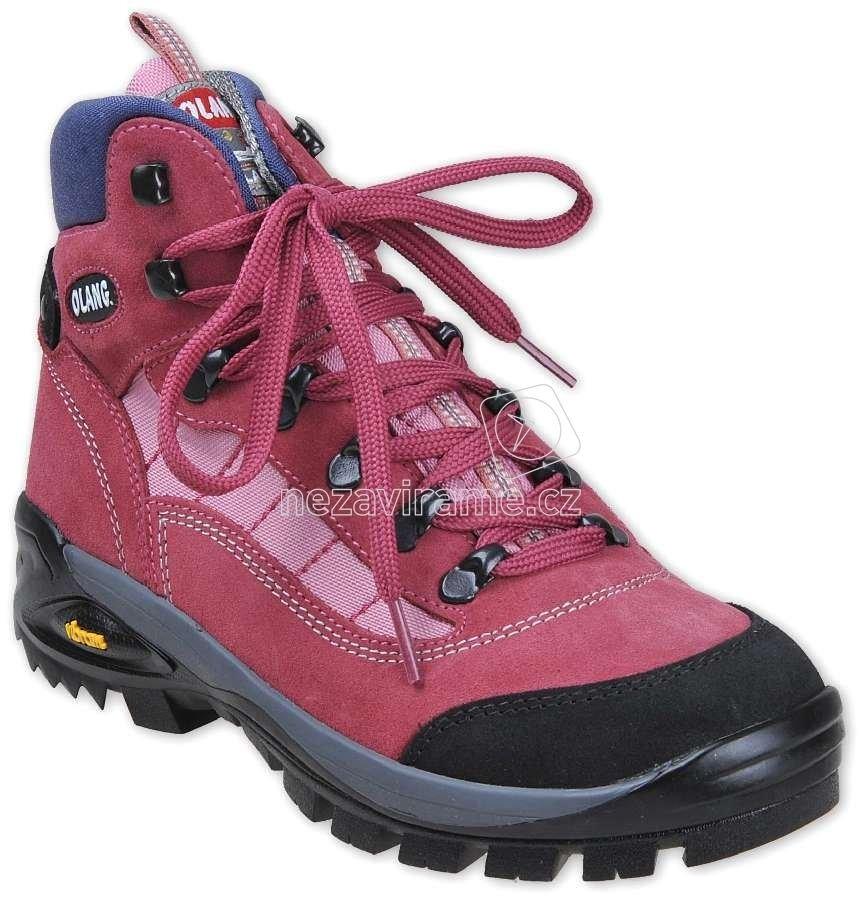 Turistické topánky Olang Tarvisio 828 ciclamino