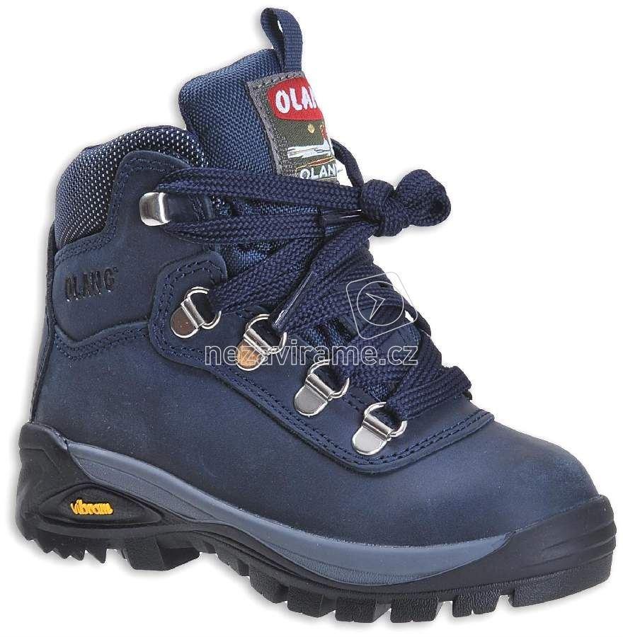 Turistické topánky Olang Logan 82 blu 5e5ea2744ec