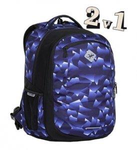 Emipo 2v1 2v1 VIKI Crystal blue