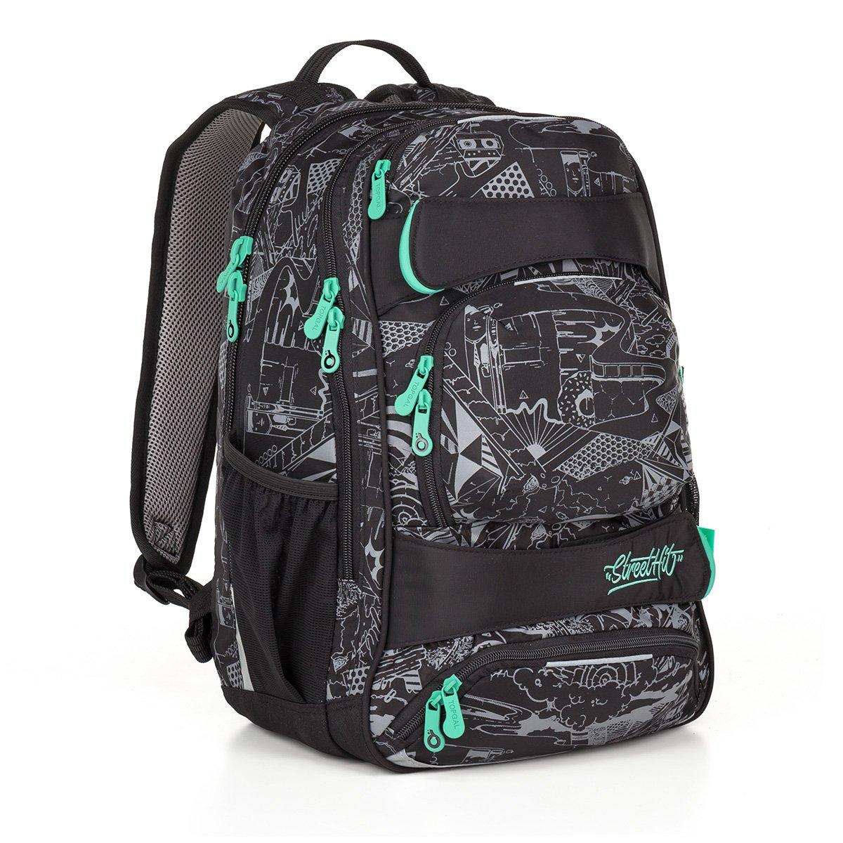 Studentský batoh Topgal YUMI 18028 B. fd95d050c3