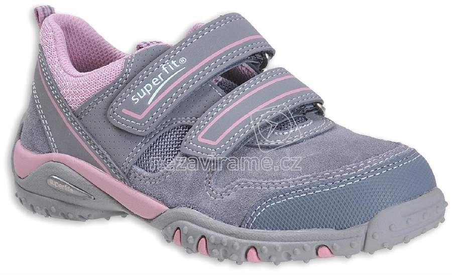 a7273624c81 Dětské celoroční boty Superfit 2-00224-45
