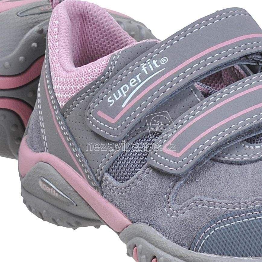 9ea692020d98a Detské celoročné topánky Superfit 2-00224-45. img. Skladem. < Předchozí