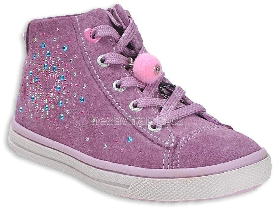 Dětské celoroční boty Lurchi 33-13629-23