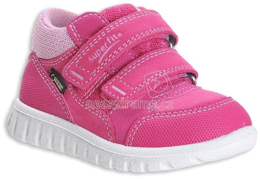 5a60f52f7f38e Detské celoročné topánky Superfit 2-00193-64