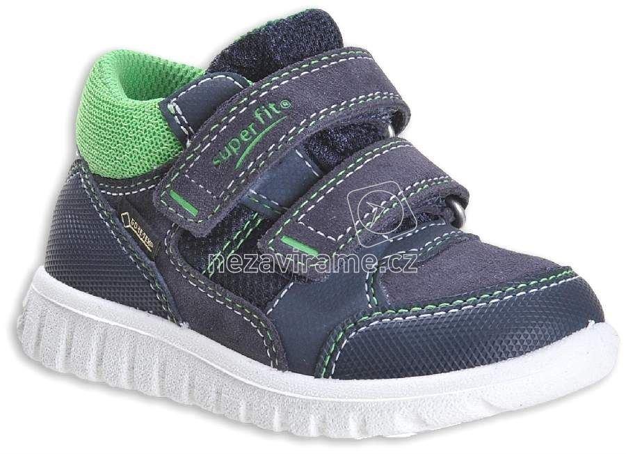6902e76bbc657 Detské celoročné topánky Superfit 2-00193-81