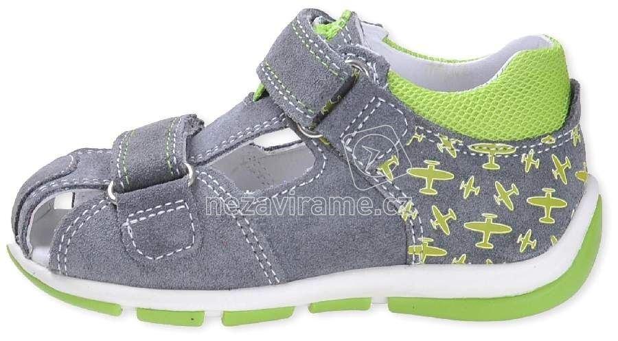 ef163c1baa905 Dětské letní boty Superfit 2-00142-44 | Detsketopanky.eu