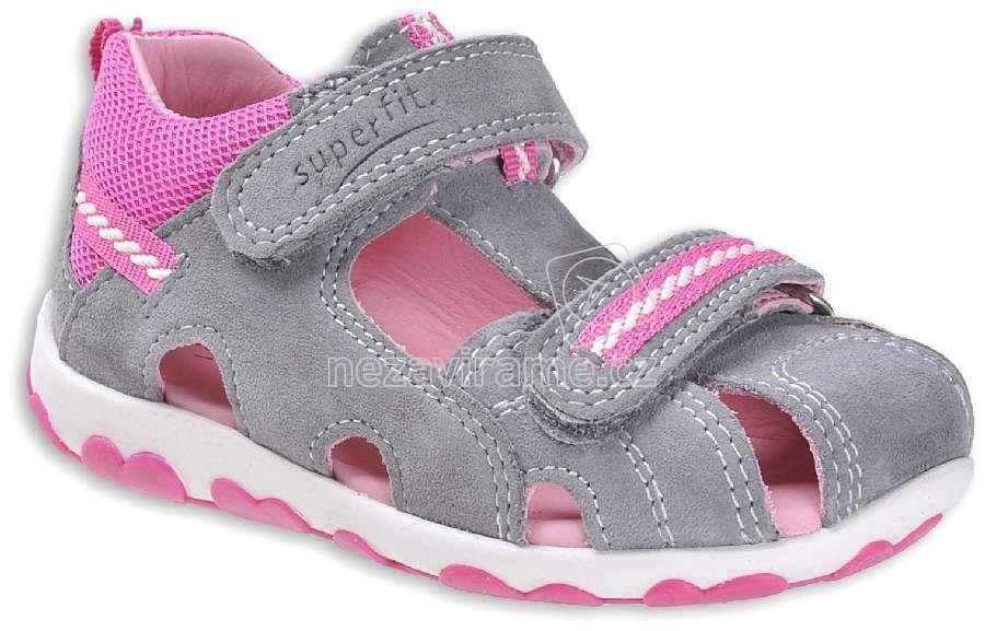 Dětské letní boty Superfit 2-00036-44 0a261b2e69