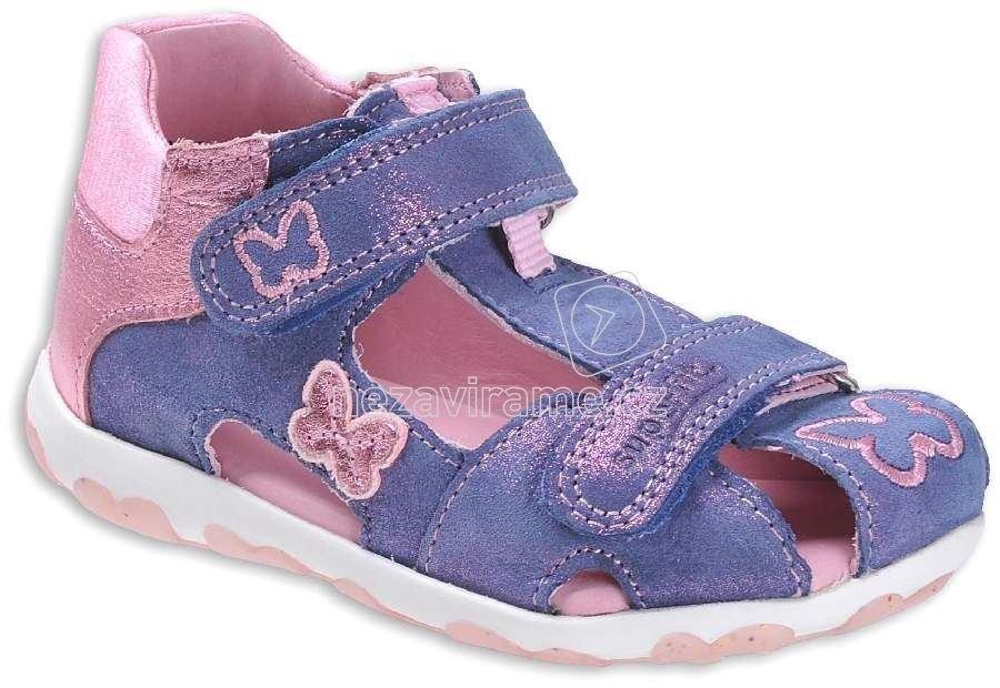 c6f3c615271 Dětské letní boty Superfit 2-00040-88