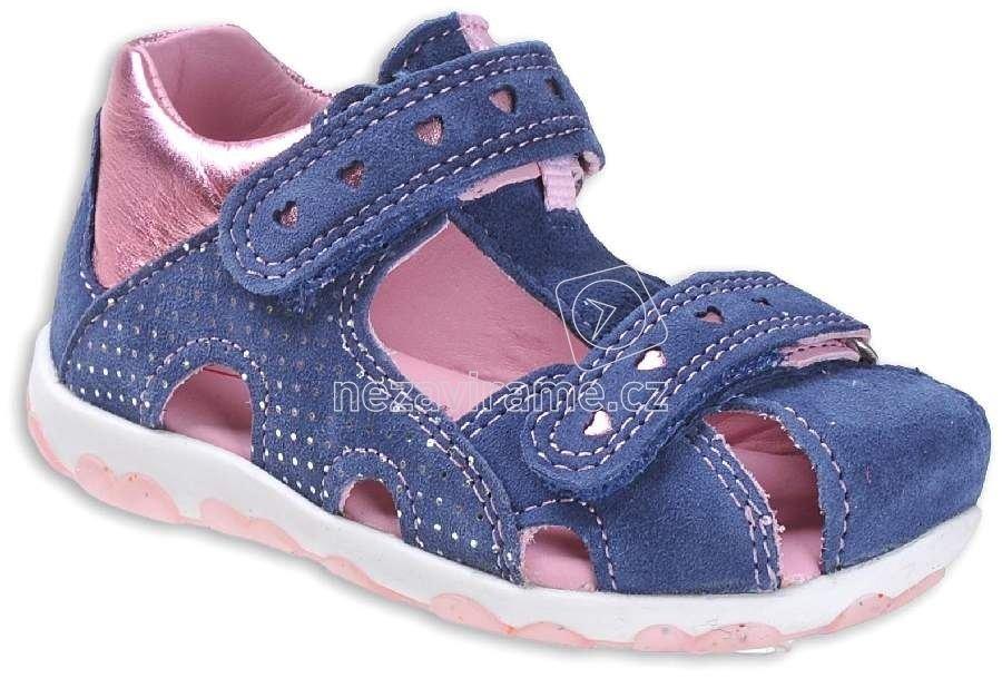 Dětské letní boty Superfit 2-00041-88 4cf3bbf5c8