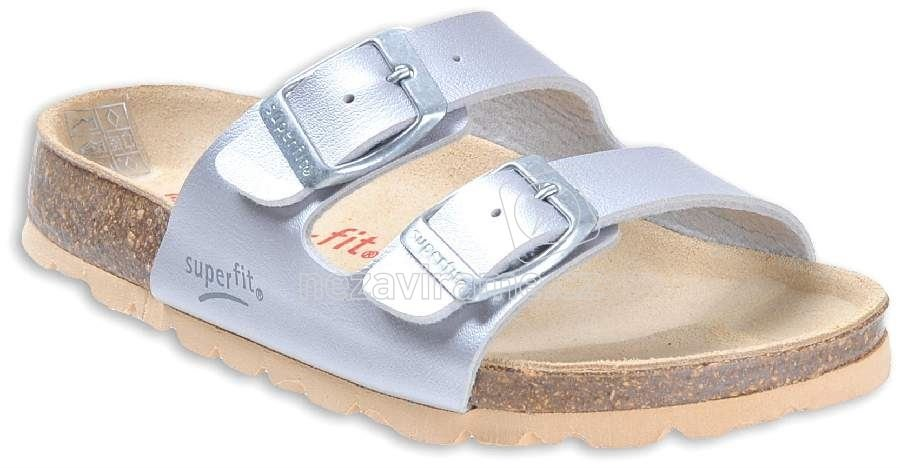 ad08db7d61e Dětské boty na doma Superfit 8-00111-16