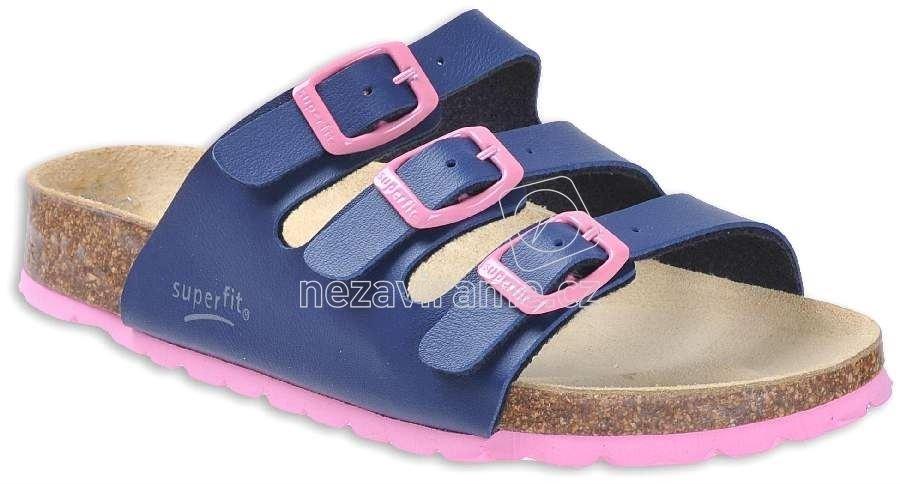 88d03835db7 Dětské boty na doma Superfit 2-00113-82