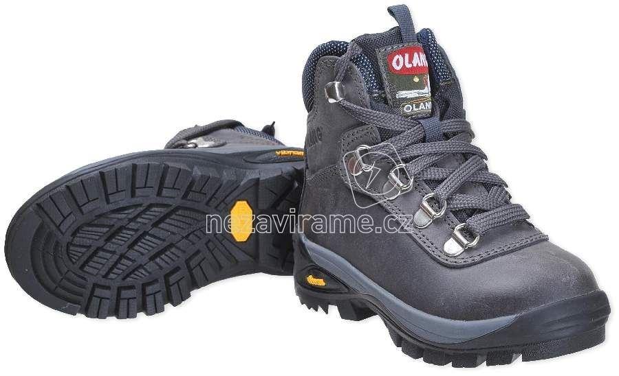 Turistické boty Olang Logan 816 antracite  6c451b8ffa