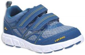 Detské celoročné topánky Viking 3-47300-5572