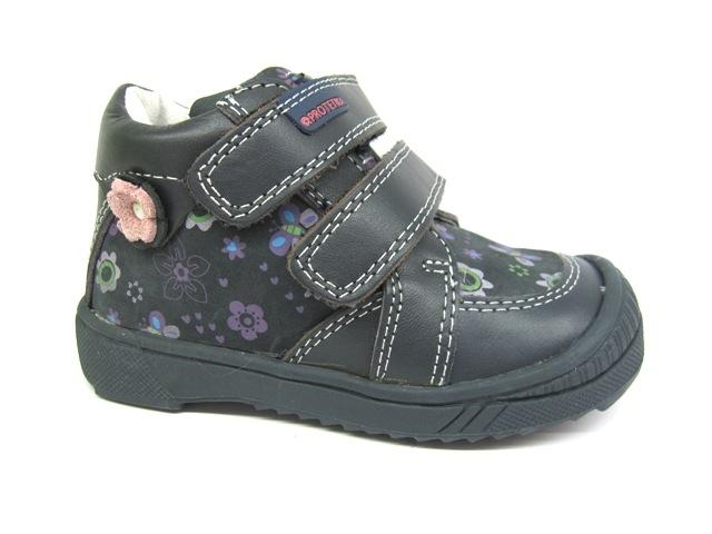 768d3aa04d9c Detské celoročné topánky PROTETIKA AGOLA GREY