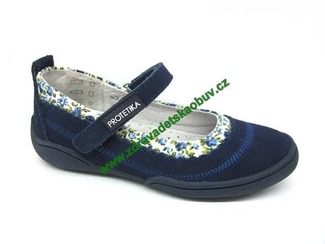 7af5a1f969c6 Detské celoročné topánky PROTETIKA NOLA NAVY