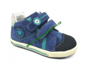 175abef0481 Dětské celoroční boty PROTETIKA TRAVIS BLUE