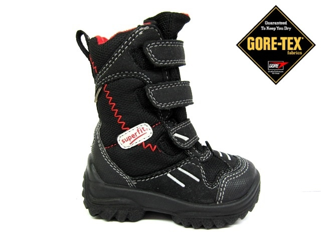 Detské zimné topánky Superfit 5-00022-00