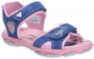 fbd60aa5198 Dětské letní boty Superfit 2-00128-88