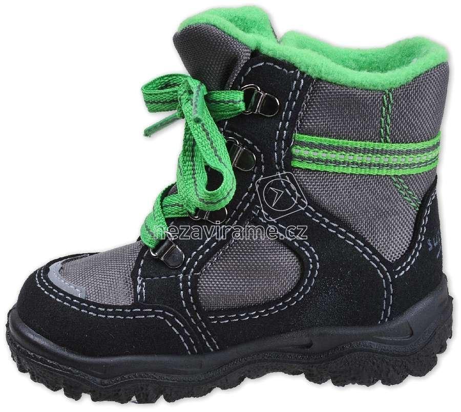 Dětské zimní boty Superfit 3-00042-02  9824231124