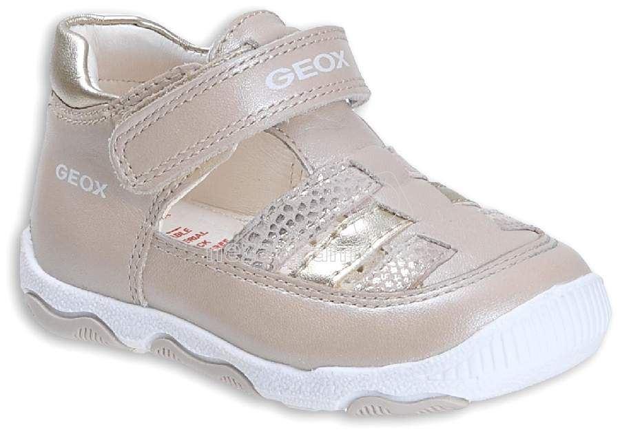 Dětské celoroční boty Geox B820QA 04407 C0871  54985b4ebf