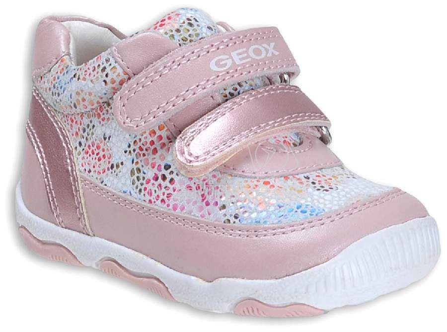 Dětské celoroční boty Geox B820QC 00744 C8014  8589dcd491