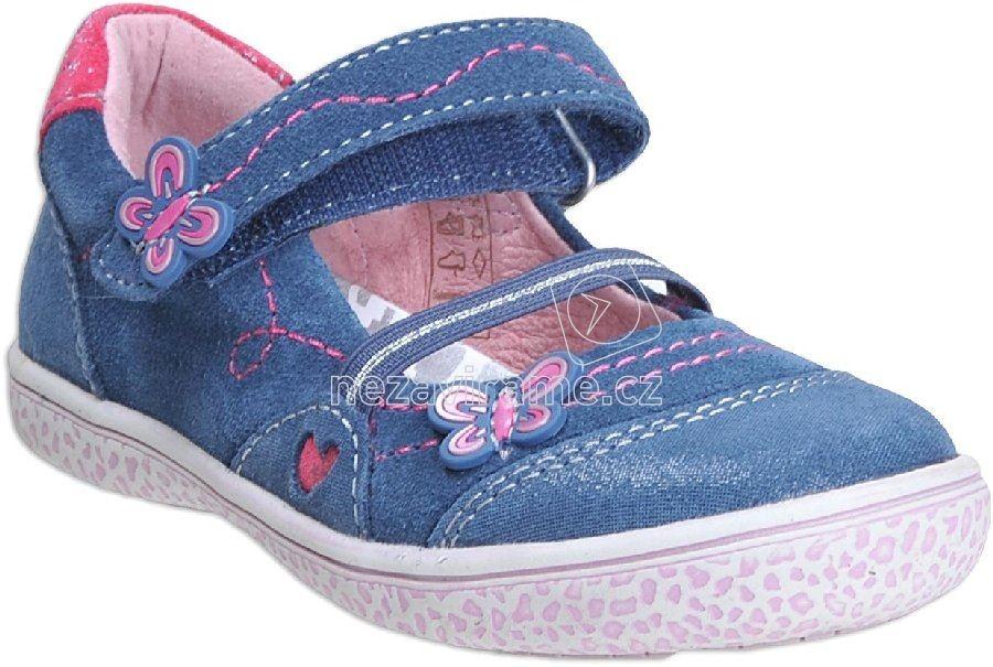 Dětské celoroční boty Lurchi 33-15274-22 eb2258ced1