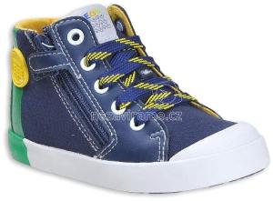 Detské celoročné topánky Geox B82A7D 010BC C4248