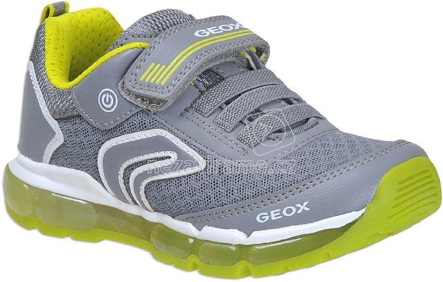 Detské celoročné topánky Geox J8244A 014BU C1006