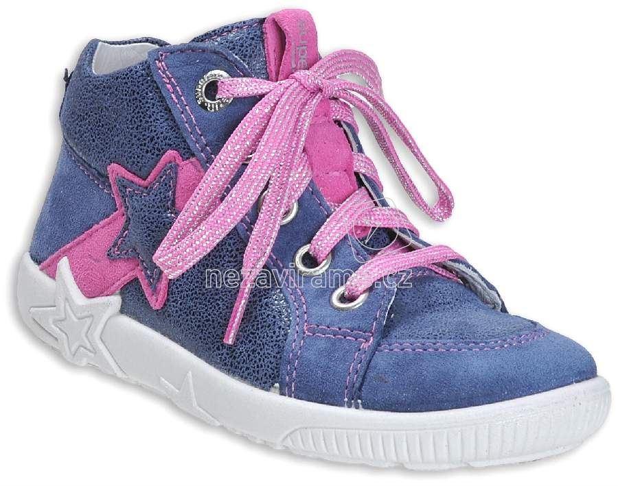 Dětské celoroční boty Superfit 2-00438-88 29ef45e51d