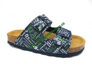 Detské topánky na doma Bama 0003.661