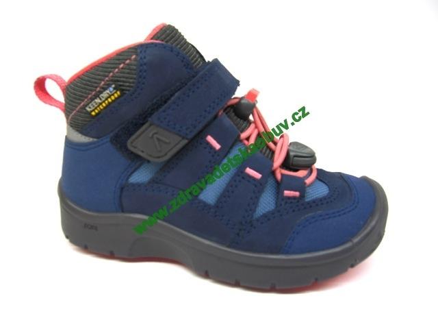 Dětské celoroční boty Keen Hikeport mid wp 1018006 e6698e41f2