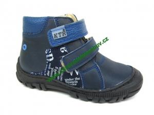 Dětské celoroční boty Konsorcium 162 1  07b03c0652