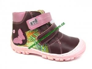 Dětské celoroční boty Konsorcium 162 1 M cb48805226