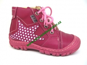 Dětské celoroční boty Konsorcium 169S b9c6b1f888