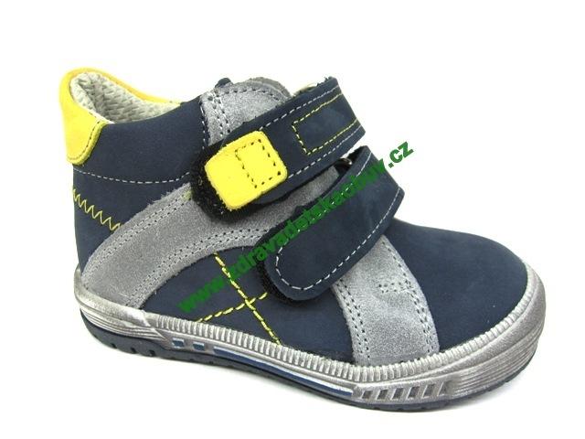 Egész évben hordható gyerekcipő Sázavan Product S1602 óceán