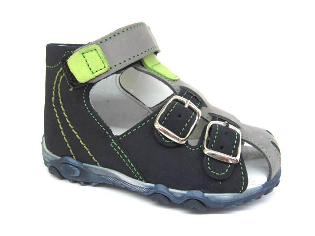 Detské letné topánky Sázavan Product S3040 OCEÁN