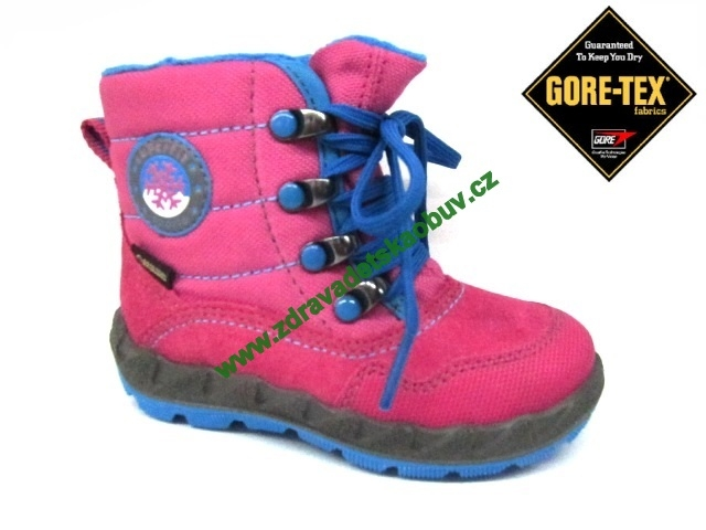 Dětské zimní boty Superfit 1-00014-64 8dd4df9873