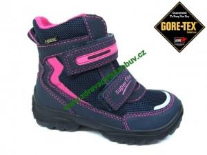 Detské zimné topánky Superfit 1-00030-82