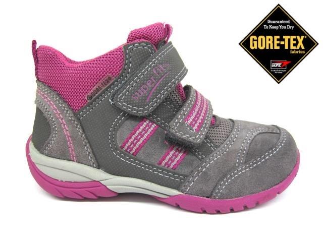 Dětské celoroční boty Superfit 5-00142-06. Dostupné velikosti  33 ... 78036354df
