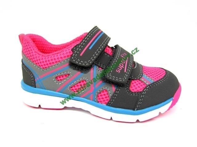 3f5bc50e57d0 Detské celoročné topánky Superfit 6-00410-07