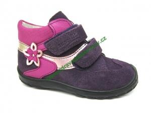 Dětské celoroční boty Superfit 7-00326-54 046838ef19