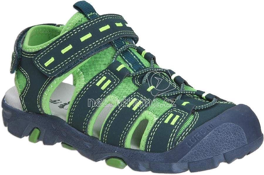 380bd4c143 Dětské letní boty Lurchi 33-17903-46