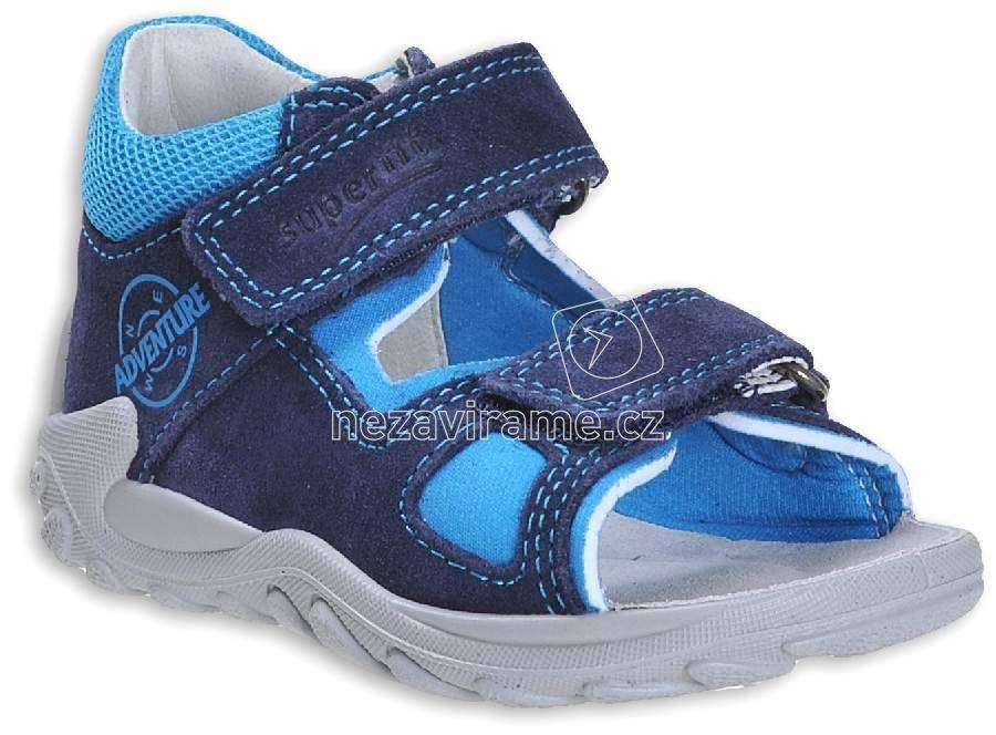 Dětské letní boty Superfit 2-00035-81 2aff1c5e12