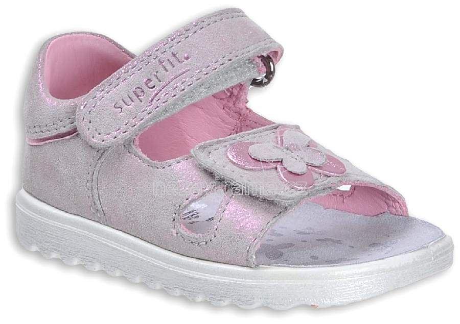 Dětské letní boty Superfit 2-00015-44 cde9e5427e