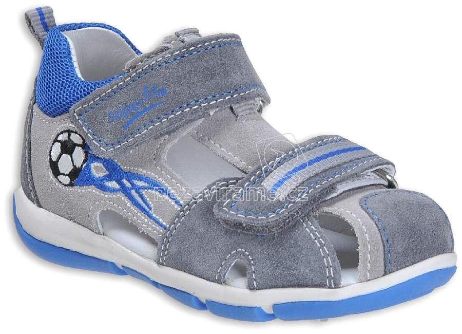 Dětské letní boty Superfit 2-00139-44 5f04e76dc6