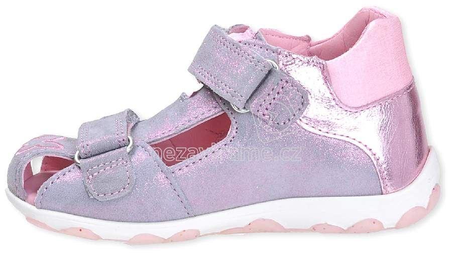 Dětské letní boty Superfit 2-00040-44  e7527beadd