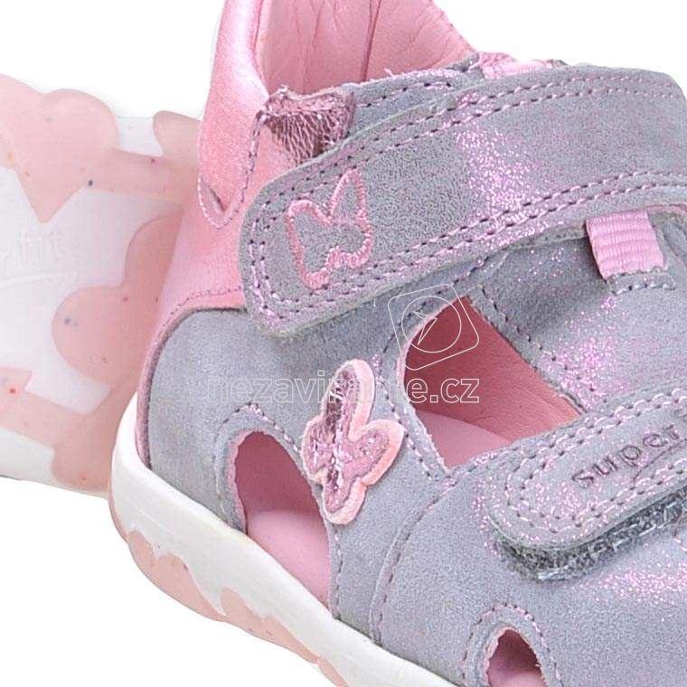 Dětské letní boty Superfit 2-00040-44. img. Skladem.   Předchozí 495310fff1