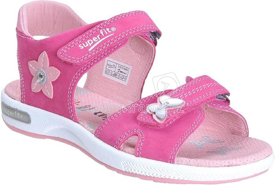 Dětské letní boty Superfit 2-00131-64 1b26d53f9e