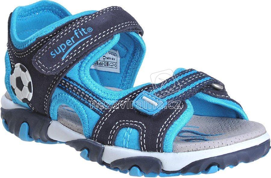Dětské letní boty Superfit 2-00174-81 13855fd4db